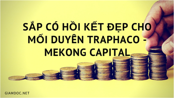 Startup, khoi nghiep, quan ly doanh nghiep, Traphaco, Mekong Capital